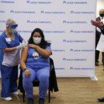 Newsom promises 1 million COVID-19 vaccinations in nine days