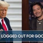 Late-night TV hosts on Trump Twitter ban, impeachment plans