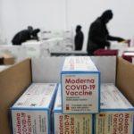 California will resume using questioned doses of Moderna COVID-19 vaccine