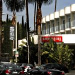 The Standard Hotel in West Hollywood is shutting down