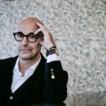 Stanley Tucci swaps roles with Colin Firth for 'Supernova'