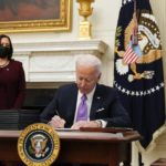 Biden immediately turns to boosting federal COVID-19 response