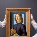 Botticelli 'Young Man' portrait heads to auction at Sotheby's