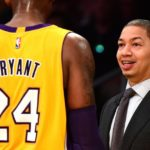 Tyronn Lue reflects on Kobe Bryant's death: 'I'm just not ready yet'