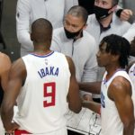 Clippers try to compete without Kawhi Leonard, Paul George