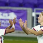 USWNT toughest opponent? Themselves, not Colombia