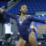 UCLA's motto for gymnastics season: 'Celebrate every moment'