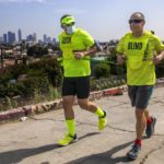 Losing his eyesight triggered a life of marathons, triathlons