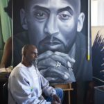 Mr. Wash prison painting finds a home at the Hammer Museum