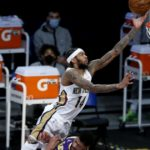 Brandon Ingram shows Lakers he isn't same player they traded