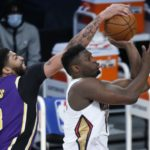 Lakers go on lockdown: Five takeaways from win over Pelicans