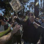 L.A. wants to impose tougher enforcement for mask violators