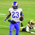 Rams' Cam Akers, Van Jefferson shine in loss to Packers