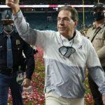 Alabama coach Nick Saban's adaptation helps him surpass legendary coach Bear Bryant