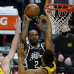 Kawhi Leonard puts on a show in Clippers' win over Pacers