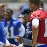 Friendly fire: It's Rams' Sean McVay vs. Packers' Matt LaFleur