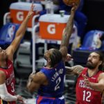 Clippers' offense drives off penetration ahead of open jumpers