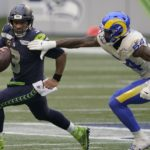 Rams' 30-20 playoff win over Seattle Seahawks by the numbers