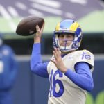 Rams GM is noncommittal about Jared Goff's future with team