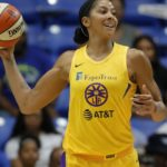 Report: Candace Parker leaving Sparks to join Chicago Sky
