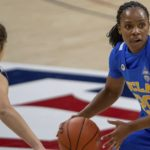 UCLA's Charisma Osborne has flourished using Mamba mentality