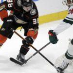 Ducks fall short against Wild
