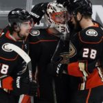 Ducks goalie John Gibson could use some support from offense