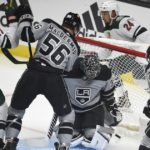 Kings blow another third-period lead in overtime loss to Wild