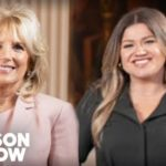 Jill Biden gives Kelly Clarkson smart advice about divorce