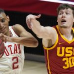 Plagued by shooting woes, struggling USC fades in loss to Utah