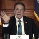 Time's Up wants probe of Gov. Andrew Cuomo harassment claims