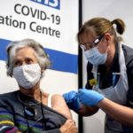 Single shot of two-dose COVID-19 vaccine prevents serious illness