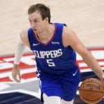 Luke Kennard again showcasing plenty of promise for Clippers