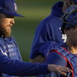 Dodgers' Jimmy Nelson again tries to rebound from surgery