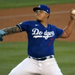 Julio Urías shaky for Dodgers in MLB spring training vs. Reds