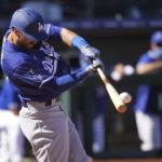 Chris Taylor hits grand slam in Clayton Kershaw spring start