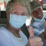 CDC to OK small, maskless gatherings with 2 COVID vaccines