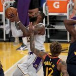 LeBron James and Lakers end a month adversity with dominant win