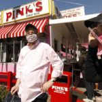 Pink's reopens after voluntary closure with L.A. COVID surge