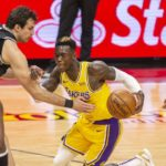 Dennis Schroder, Lakers can't complete rally in loss to Kings