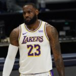 LeBron James isn't saying when or if he'll get COVID vaccine