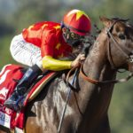 Bob Baffert's Life Is Good easily wins the San Felipe Stakes