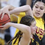 USC beats ASU in Pac-12 women's basketball tournament