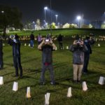 Luminaries light up Fountain Valley park to honor COVID victims and counter anti-Asian hate