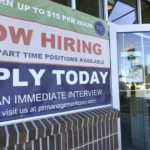Weak April jobs report falls well short of expectations