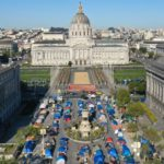 San Francisco tests campsites as a homelessness solution