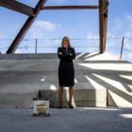 Morphosis-designed Orange County Museum of Art takes shape