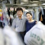 Fewer Koreans are running dry cleaning businesses