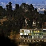 Mohamed Hadid's Bel-Air mansion set for auction, destruction